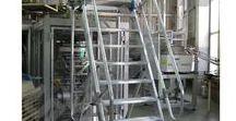 Escaleras de trabajo / Escaleras metálicas de aluminio o acero para todos los usos