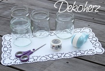 DIY gifts, deco and vignettes / by Diesel Katze