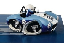 Speed Freaks / Thanks to Speed Freaks from creator Terry Ross, every street racer of your dreams is now a reality.  Speed Freaks is a popular collection of figurines of surreal cars, mad bikes and crazy racers.