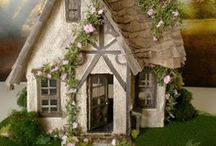 Dollhouses / Inspiration for Beka´s house