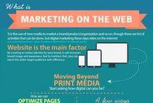 Web Marketing Infographics / Internet Marketing Infographics