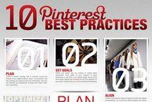 Pinterest Marketing Infographics / Pinterest Marketing Infographics