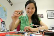 Marita Cheng RoboGals Extraordinary Teen Changing the Game