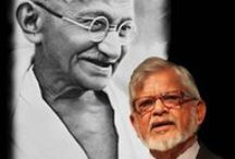 Arun Gandhi Extraordinary Person Changing the Game