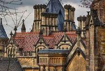 Beautiful buildings / Beautiful buildings of North Somerset