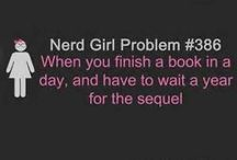 Keep calm and be a geek / When your fantasy life beats your reality life