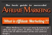 Affiliate Marketing Infographics / Affiliate Marketing Infographics