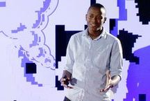 "Ludwick Marishane Changing the Game / Meet the extraordinary inventor of DryBath, Ludwick Marishane. DryBath is a revolutianry cosmetic product that enables one to freshen up and get clean without having to use water. It works like an antibacterial lotion, only that it's a lot cheaper, odorless, and biodegradable. ""The most important skill you need to cultivate is the ability to teach yourself things very quickly, and to fail very quickly in order to learn.""  Ludwick Marishane http://www.thextraordinary.org/ludwick-marishane"