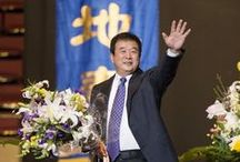 "Li Hongzhi Changing the Game / Meet the extraordinary Li Hongzhi. He developed the Falun Gong, a type of Qi Gong that's anchored on truthfulness, compassion, and forbearance. The organization has been key to the transformation of the lives of millions of people. He is the author of the books ""Falun Gong"" and ""Zhuan Falun"" that became bestsellers and were translated into more than 30 languages. ""The human body is the most perfect in the universe. It is the most perfect form"". Li Hongzhi http://thextraordinary.org/li-hongzhi"