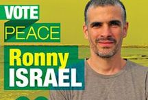 "Ronny Edry Changing the Game / Meet the extraordinary man who started the initiative Israel Loves Iran in 2012, Ronny Edry.  He launched Peace Factory with an Iranian named Majid Nowrouzi and he has inspired fellow Israelis and Iranians to call for peace. ""They advertise war. We must advertise peace."" Ronny Edry http://www.thextraordinary.org/ronny-edry"