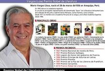 "Mario Vargas Llosa Changing the Game / Meet the extraordinary Mario Vargas Llosa. He is a writer, essayist, journalist, novelist and former politician who is most well-known for winning the Nobel Peace Prize and being one of the most significant novelists and essayists of America. ""Through writing, one can change history"". Mario Vargas Llosa http://www.thextraordinary.org/mario-vargas-llosa"