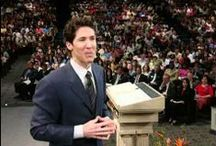 "Joel Osteen Changing the Game / Meet the extraordinary Joel Osteen, who for more than a decade has become a powerful inspiration and encouragement to millions of people who watch him on television and listen to his sermons. He is a pastor, author and television host who leads America's largest Christian congregation, Lakewood Church in Houston, Texas. ""The main rule to me is to honor God with your life"". Joel Osteen http://www.thextraordinary.org/joel-osteen"