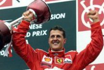 "Michael Schumacher Changing the Game / Meet the extraordinary Michael Schumacher. A legend in his own right, Michael has dominated the racing world during his career and established himself among the best in the sport. ""I was never afraid of taking decisions. And with this ability I believe that in many areas in life I could be successful"". Michael Schumacher http://www.thextraordinary.org/michael-schumacher"