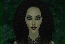 Otherworldly Sublime Sims