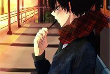 Anime/manga / Pretty people and inspiration.