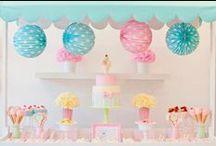Ice Cream Party Ideas / Ice Cream Party Ideas