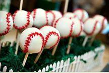 Baseball Party Ideas / Baseball Birthday Party Ideas, Decorations, Invitations, Favors