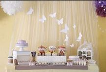 Butterfly Party Ideas / Butterfly Party Ideas