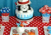 Dr Seuss Party Ideas / Dr Seuss Party Ideas
