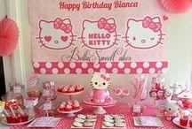 Hello Kitty Party Ideas / Hello Kitty Birthday Party Ideas