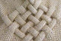 Strikket / Knitted