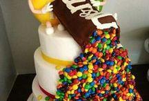 Birthday Party Cake & Treat Ideas