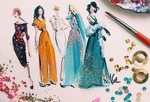 Fashion illutration
