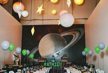 Space Party Ideas / Space Party Ideas