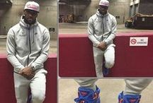 Celebs spotted in nice kicks / Celebrities wearing kicks
