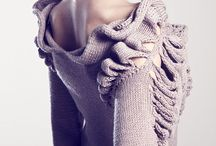Knitted sweaters / Strikkegensere