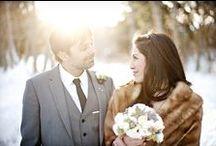 WHISTLER WINTER WEDDINGS / winter weddings in whistler