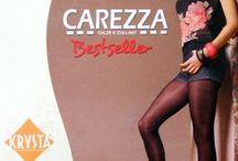 Krysta / Carezza  Tights & Stay up / Harisnya viselet, öltözködési tanácsadás.