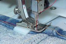 Sewingdetails / Sydetaljer