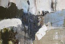 Non figurativ art / Nonfigurative bilder