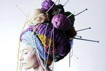 Knitting patterns / Strikkemønster