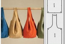 Bag pattern / Veskemønster