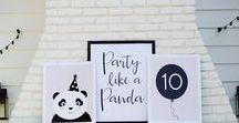 Panda Party Ideas