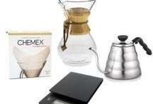 Equipment Bundles / We've put together a small selection of coffee making equipment bundles, combining coffee makers, coffee grinders and accessories that work particularly well together. Each of these bundles includes a discount off the normal individual item price and all are eligible for free delivery anywhere in South Africa! Don't forget to add some coffee beans to your cart so you can start brewing as soon as you receive your bundle!