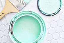 Mint / My absolute favorite color