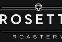 Rosetta Roastery / Rosetta Roastery takes the search for quality coffee to a whole new level, meticulously scanning the globe for regions producing beans that meet their high standards. By focusing on single origin coffees, they help to showcase the unique style and characteristics of each of the coffees they work with. They emphasise these characteristics by establishing a unique roasting profile for each coffee they source, letting you enjoy these top quality coffees at their very best.