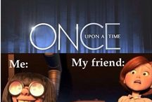 Once Upon A Time / What is once upon a time you ask... just the best show ever