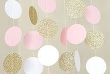 DIY - Party Deko / Du willst eine tolle Party feiern, zB. einen Geburtstag, eine Einweihungsparty, eine Wilkommensfeier, eine Sommerparty, Grillfeier oder Gartenfete? Egal zu welchem Anlass, hier findest du tolle Deko Ideen für deine perfekte Party!