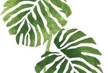 """DIY - Tropical / Du liebst Palmen, den Strand, das Meer? Du schlürft gerne Cocktails und dein zweiter Vorname ist Sommer? Dann herzlich Willkommen! Du findest hier massenhaft Bastel und Deko Ideen zum Thema """"Tropical"""" für das tropische Feeling fürs ganze Jahr."""