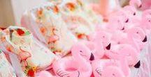 Flamingo Party Ideas / Flamingo Party Ideas