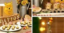 Winnie the Pooh Party Ideas / Winnie the Pooh Party Ideas