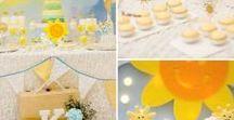 Sunshine Party Ideas / Sunshine Party Ideas