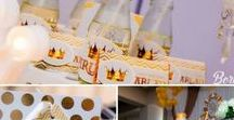 Prince Party Ideas / Prince Party Ideas