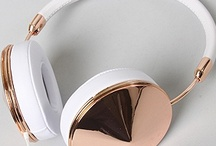 headphones / by Isabella O'Brien