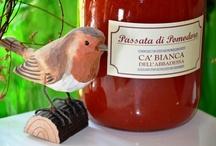 Passata di Pomodoro / La conserva di pomodoro di Cà Bianca dell'Abbadessa