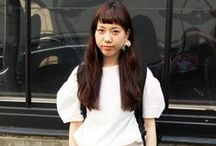 Snap in Harajuku / To see more... http://fashion.japantwo.com/snap/